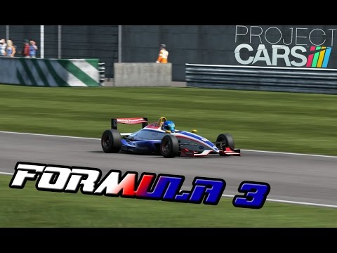 Project Cars Online Time Trial