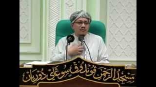 Ustaz  Dr. Abd.Basit   Kelebihan Bangun Solat Di Waktu Malam