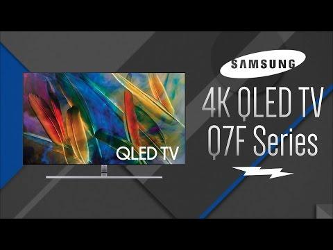 First Look: Samsung QN65Q7F 4K QLED Q7F