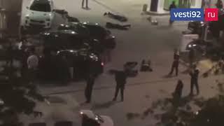 Полиция Евпатории со стрельбой задержала 58 человек