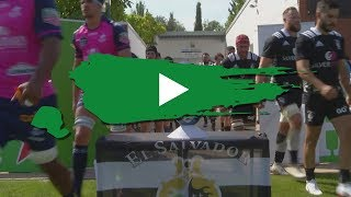 Liga Heineken J1 - El Salvador v VRAC