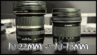 Canon 10-22mm u0026 Canon 10-18mm   鏡頭使用心得   VLOG
