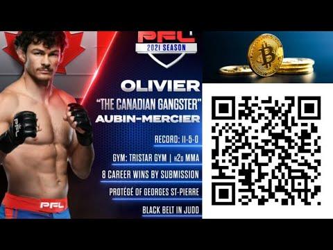 Olivier Aubin-Mercier, le Bitcoin et l'idée qui pourrait révolutionner les finances des athlètes
