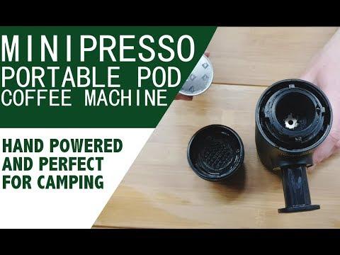 Wacaco Nanopresso NS Demo (Nespresso Compatible Model)