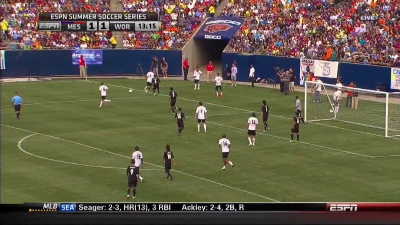 Northwestern University Wildcats Soccer Highlights - Messi ...