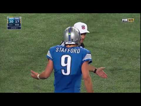 Detroit Lions Getting Cheated Compilation. Detroit vs Everybody