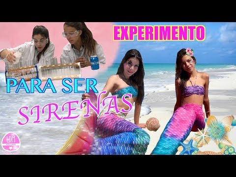 ME CONVIERTO EN SIRENA🧜‍♀️ POR UN ACCIDENTE DE LABORATORIO /LA DIVERSION DE MARTINA