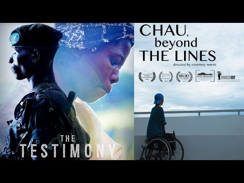 CHAU, BEYOND THE LINES + THE TESTIMONY: 2016 Oscar Shortlisted Documentary Shorts