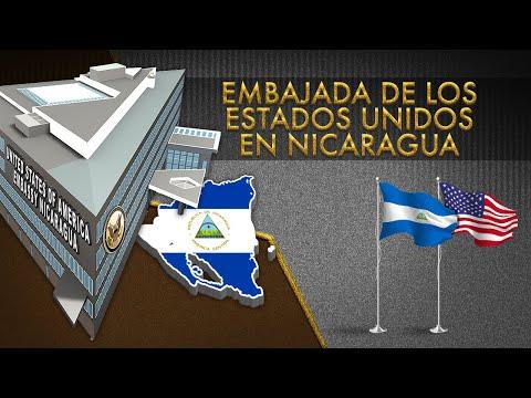 EMBAJADA DE LOS ESTADOS UNIDOS EN NICARAGUA