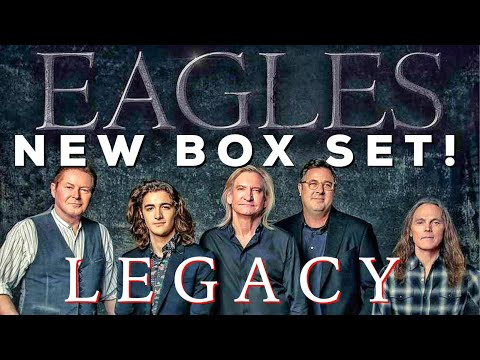 Ready to re-buy all The Eagles albums again? Then the EAGLES LEGACY box set is for you! Mp3