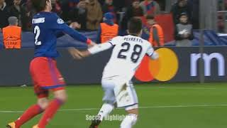 CSKA Moscow vs Basel 0-2 All Goals and Extended Highlights Champions League October 18 , 2017