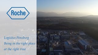 Logistics Penzberg – Being in the right place at the right time