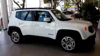 Jeep Renegade Longitude Flex (Brasil)