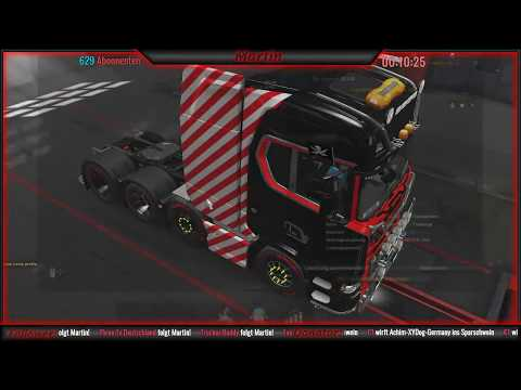 ETS 2  | HD | MP | EU 3  | Endlich mit den neuen SCANIA S 730 ^^
