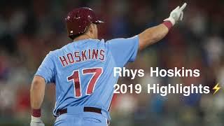 Rhys Hoskins Highlights 2019 'Envy Me'