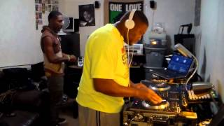 RANE SON - REDAY FI DI ROAD MIXTAPE LIVE IN STUDIO PT. 1