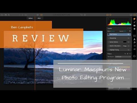 Review: Luminar - Macphun's New Photo Editing Program