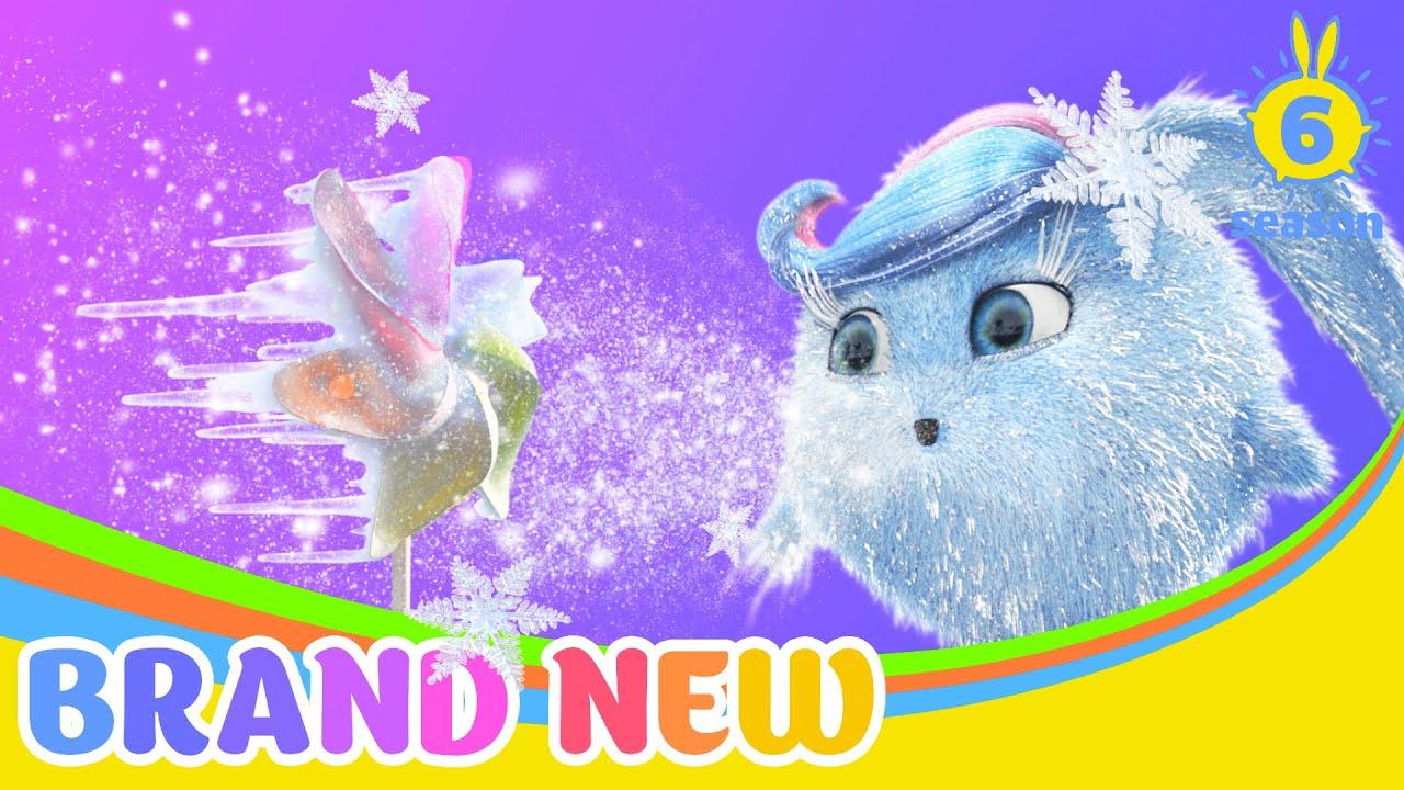 Download SUNNY BUNNIES - Frozen Bunny   BRAND NEW EPISODE   Season 6   Cartoons for Children