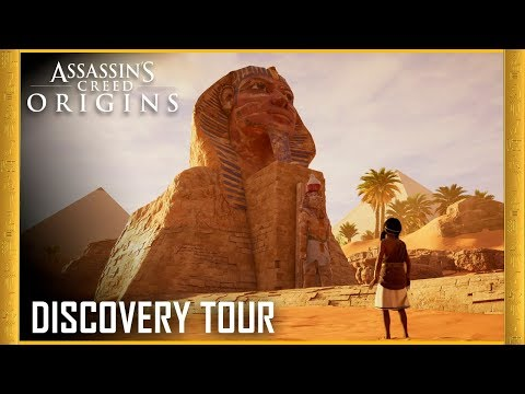 Assassin's Creed Origins: Discovery Tour | Trailer | Ubisoft [US]