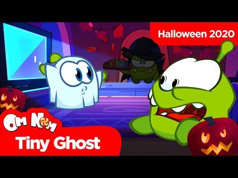 Om Nom Stories - Nibble Nom: Tiny Ghost (Season 17)