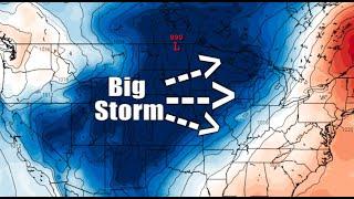 A Big Storm Is Coming Next Week