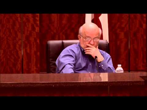 Mayor and City Council Work Session - February 4, 2015