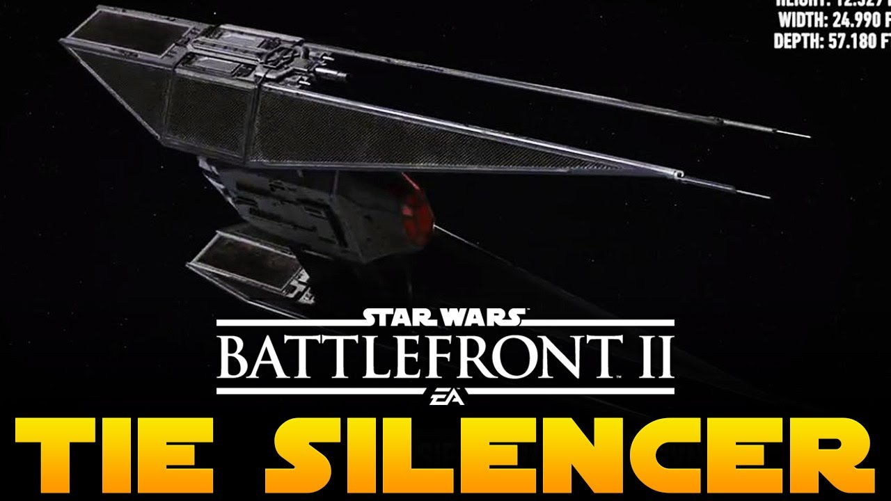 Beat me to it. It's a TIE Silencer. You can tell because the cockpit is longer, whereas it's roughly a sphere for the TIE interceptor