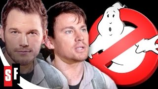 Marvel, Comic-Con and Ghostbusters - Shout! Roundtable Ep. 66