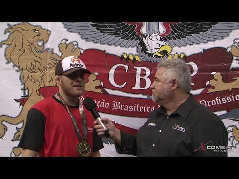 MUNDIAL CBLP 2019 - Entrevista Lucas Carvalho