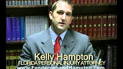 Personal Injury Attorney Jacksonville FL Kelly Hampton-Getting Checked out after an accident