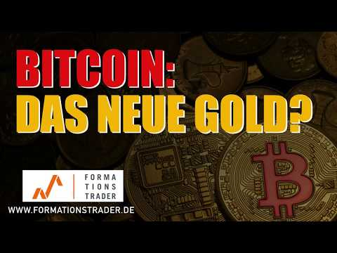 Bitcoin: wirklich neue Gold?