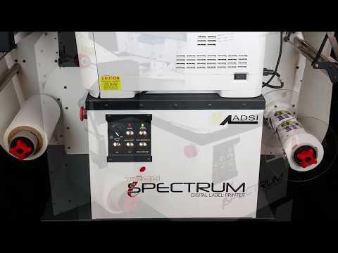 iTech Spectrum Digital Label Printer - Label Print Systems