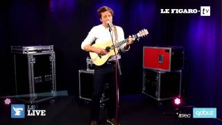 Vianney - «Dis, Quand reviendras-tu ?» (session live acoustique)