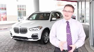 The All-New 2019 BMW X5 Walk Around