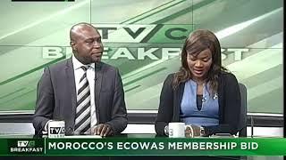TVC Breakfast 27th September 2017 | Morocco's ECOWAS Membership Bid