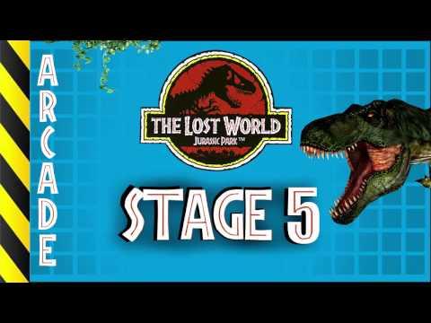 El Baúl de la Nostalgia - The Lost World Jurassic Park Arcade - (1997) - Stage 5 (Final)