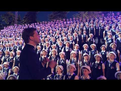 Детский хор России в Ялте 12 июня