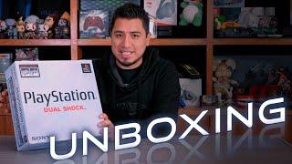 PLAYSTATION : UNBOXING RETRO I Fedelobo