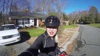 Жизнь в Америке - прогулка на велосипеде по улицам
