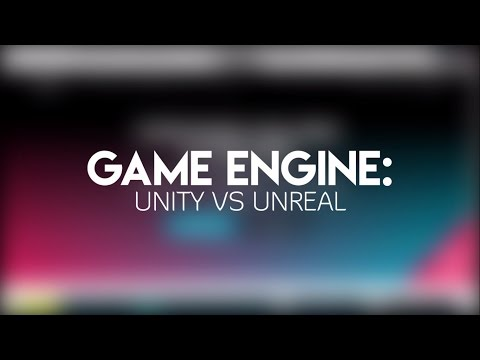 Unity 5 vs Unreal Engine 4 in Real Time Computer Graphics (RTCG)