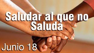 Saludar al que No Saluda padre Dario Betancourt encuentro ju...