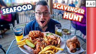 SEAFOOD SCAVENGER HUNT!! | Game Changers