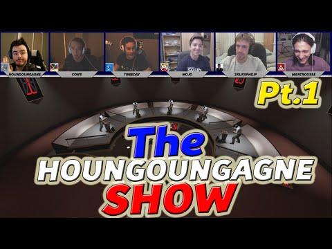CS:GO - TV QUIZ SHOW Ft. Youtubers   Part 1 - THE HOUNGOUNGAGNE SHOW