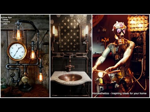 Steampunk home decor ideas 2017 home decor ideas youtube Steampunk home ideas