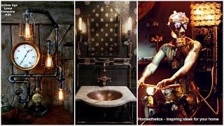 Steampunk home decor ideas 2017 - Home Decor Ideas