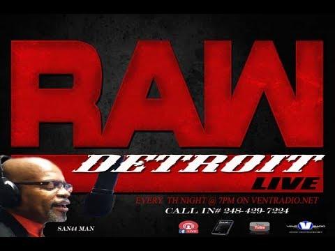 "Detroit Raw Live ""Shelly Garrett"" & Beauty Shop Stage play"