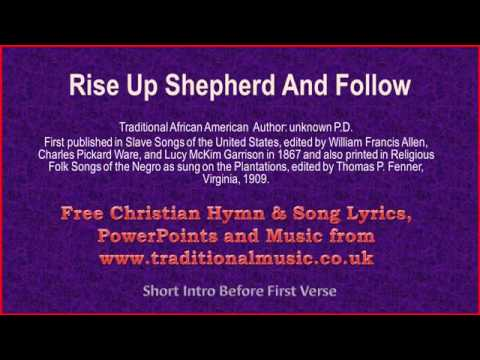 Rise Up Shepherd And Follow - Christmas Carols Lyrics & Music