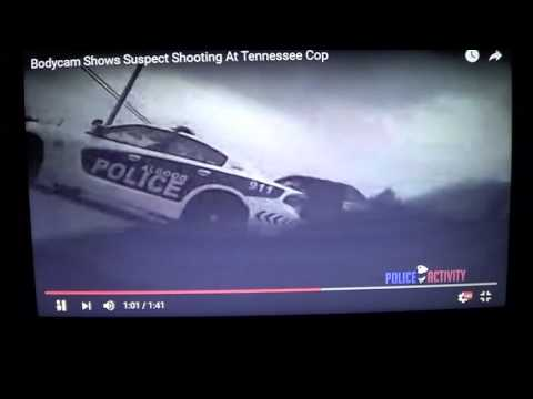Routine Car Stop Goes Bad Fast - Suspect Chases Cop - Missed Clues By Officer