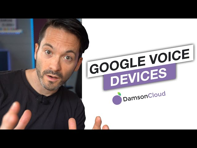 Google Voice Devices - How to Use Google Voice - Google Voice Set Up
