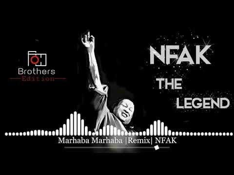Nusrat Fateh Ali Khan Top Remix Qawali